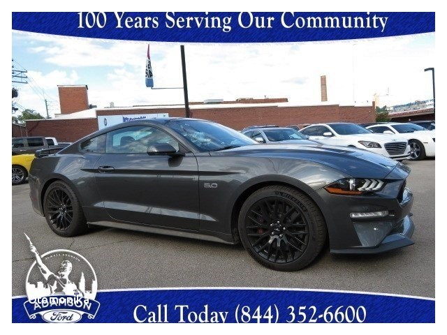 Ford Mustang Dealership Near Me